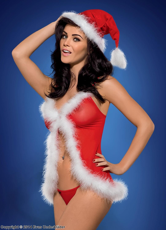 Sexiga Julunderkläder